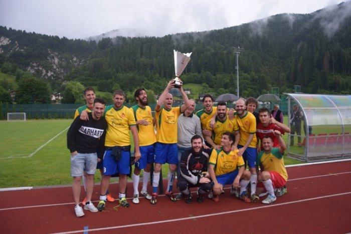 San Martino Buon Albergo campione nazionale Fidas