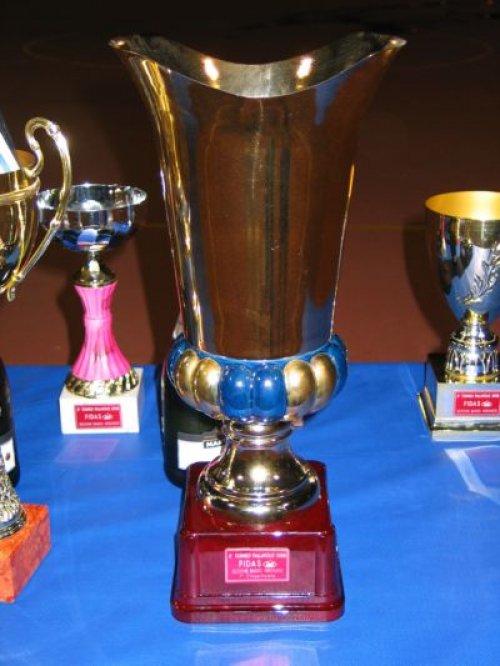 Trofeo 1° classificata