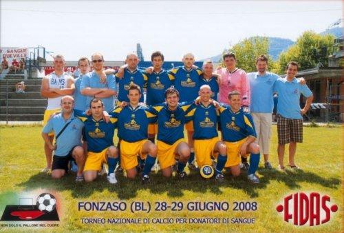 Colognola ai Colli - 3° classificata Torneo FIDAS